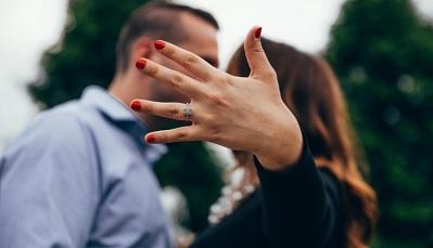 רכישת טבעת אירוסין